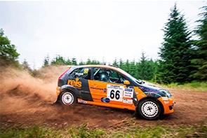 Perfect podium for Bilham on tough Carlisle Rally
