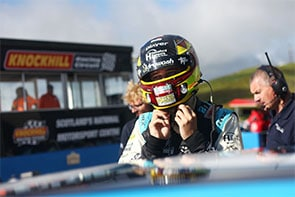 Reis: Mixed fortunes for Ingram at Knockhill