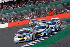 Reis: Ingram takes double podiums at Silverstone