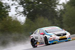 Reis Motorsport: Ingram rounds off BTCC season in style at Brands Hatch
