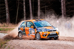 Bilham becomes MSA English Rally Champion at series finale: Reis
