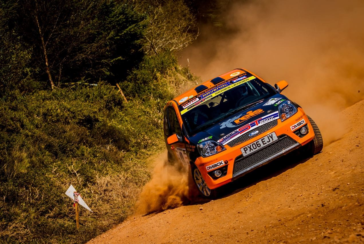 Reis Motorsport Insurance | Sam Bilham Fiesta ST