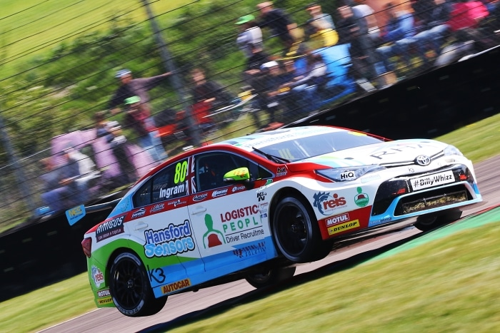 Speedworks - Tom Ingram - Reis Motorsport