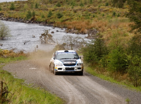 SRC returns to the classic Argyll stages