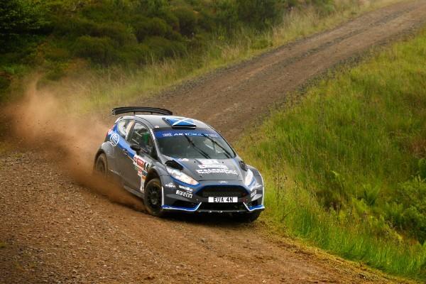 Thorburn takes Argyll Rally thriller