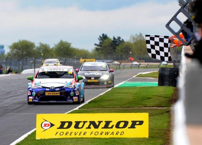 Reis Motorsport Insurance - Ingram draws level with Jim Clark