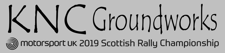 KNC Groundworks Scottish Rally Championship