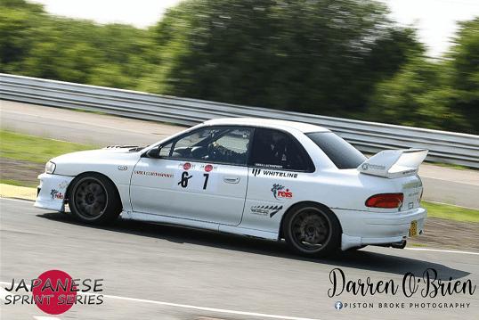 Japenese Sprint Series - Blyton Park 1