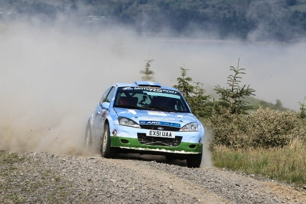 Gallacher steals Argyll win - Round 4 of the SRC