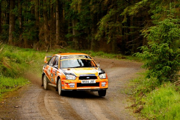 Reis Motorsport Insurance - Argyll awaits thrilling SRC battle