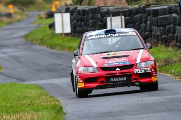 Knockhill awaits Scotlands Star Drivers