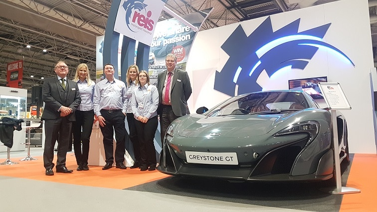 Reis Motorsport at Autosport International 2018