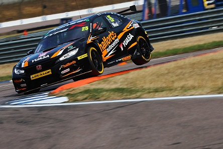 Honda BTCC team targets titles