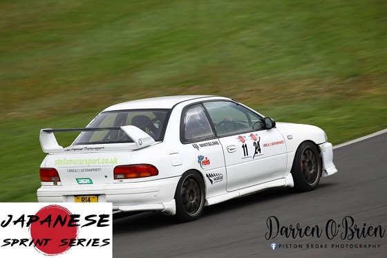 Japanese Sprint Series - Cadwell