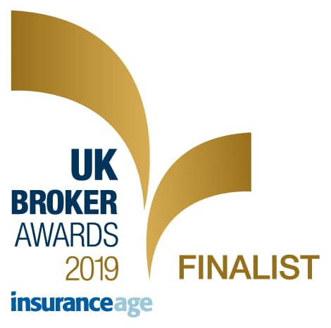 Uk Broker Awards 2019 Finalist