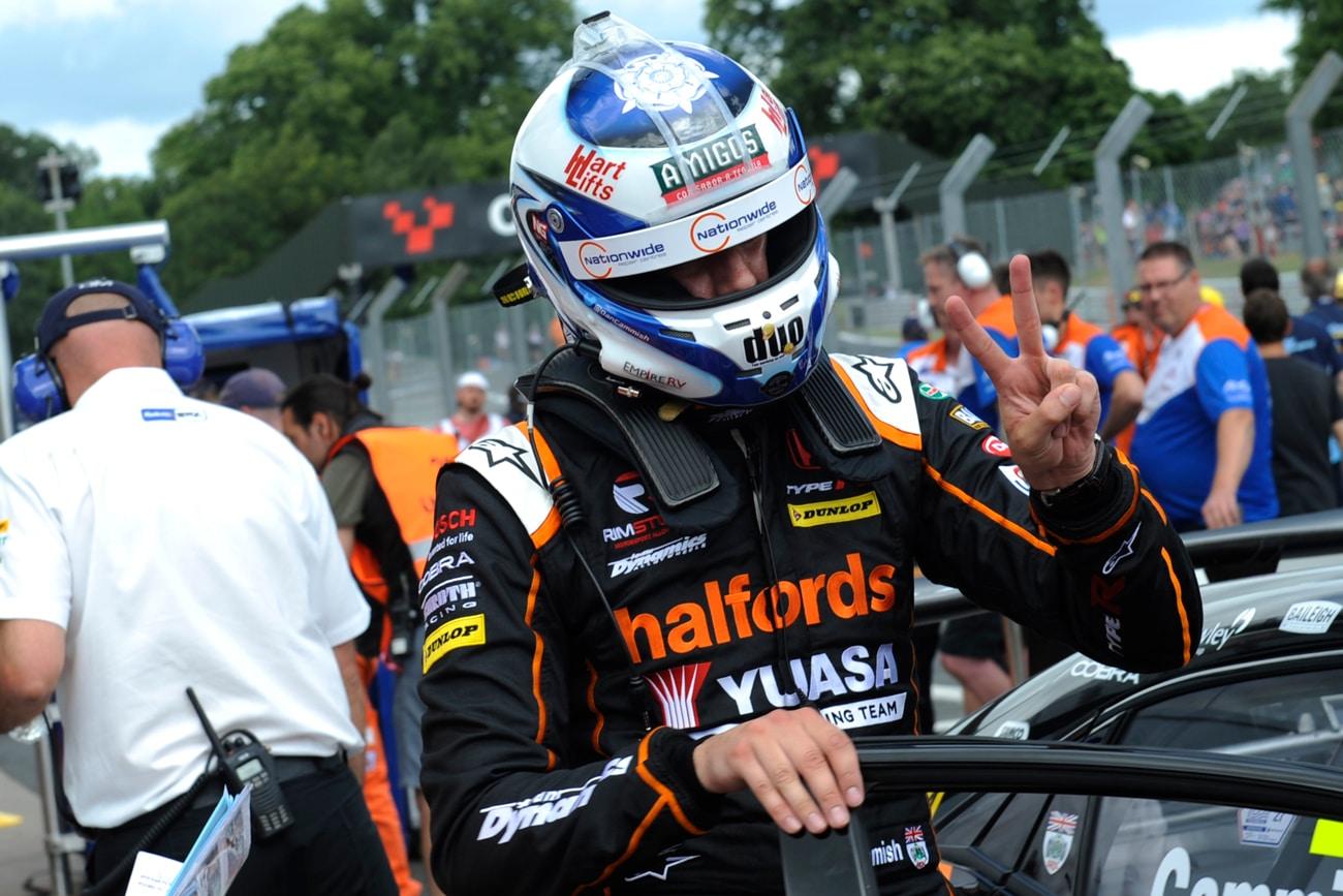 Dan Cammish Halfords Yuasa Racing Driver