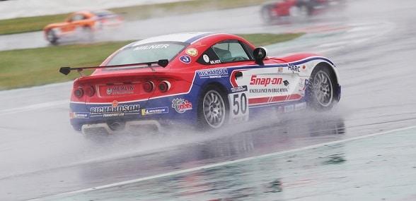 Katie Milner's Silverstone Ginetta Weekend