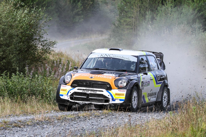 MINI JCW WRC