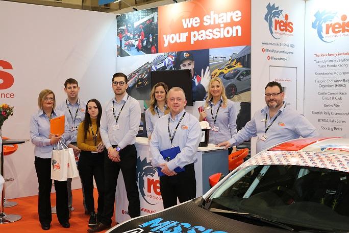 Reis Motorsport Autosport 2020 Team Photo