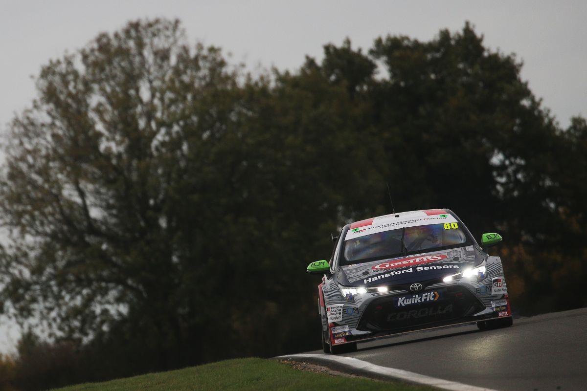 Honda Race Car